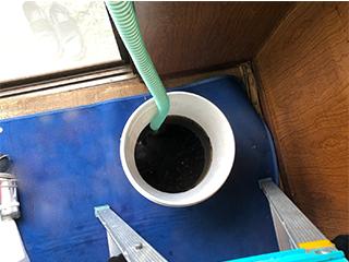 フィルターお掃除機能付きエアコンクリーニング